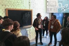 3 Exposición Matadero Madrid Foro Mundial sobre las Violencias Urbanas Educación para la Paz Siro López 2018