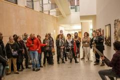 Exposición Museo de la Evolución Burgos con la participación de Diego Galaz y Siro López 2018