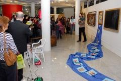 3 Exposición de Siro López en la Biblioteca Museo Villarrobledo (Albacete) 2007