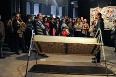 Exposición de Siro López en Espacio Vías. León