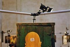 4 Exposición de Siro López en la iglesia románica de San Martín, Köln (ALEMANIA) 1996