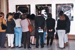 Exposición Museo de la Ciudad, Madrid Siro López 2007