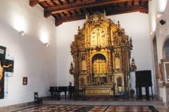 Exposición de Siro López en el Hostal de los Reyes Católicos, Santiago de Compostela, 2002.
