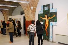 Exposición de Siro López organizada porAMNISTIA INTERNACIONAL. Campus de La Muralla, Cartagena