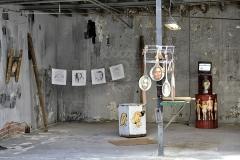 Exposición de Siro López en la Neomudejar, Madrid