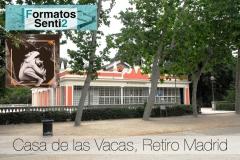 Exposición de Siro López en Casa de las Vacas en el Retiro de Madrid, Formatos Seti2, 2013