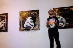 3 Exposición de Siro López en Casa de las Vacas en el Retiro de Madrid, Formatos Seti2, 2013