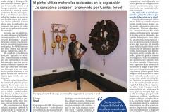 La dignidad del ser humano tiene que ser un mínimo, no un máximo Diario de Teruel Siro López
