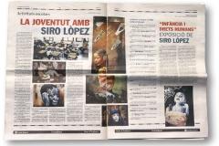La joventut amb Siro López Infància i drets humans Diari d'Andorra