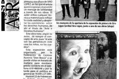 Renfe con la cultura de Vigo Derechos Humanos Siro López