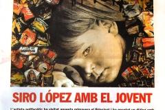 L'estudiant Diari d'Andorra Siro López amo el jovent
