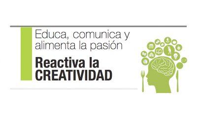 Reactiva la CREATIVIDAD