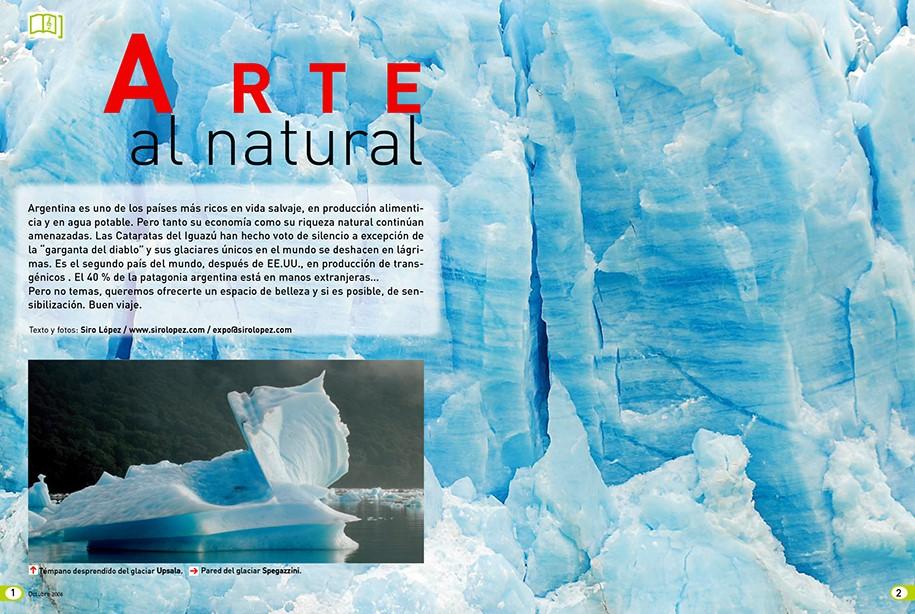 Arte al natural