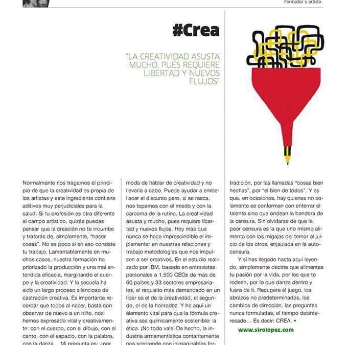 #Crea