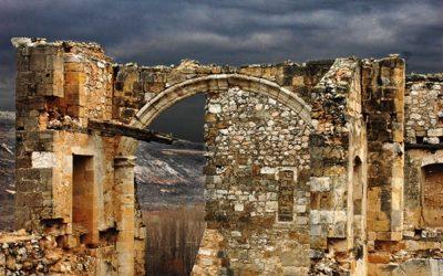 Iglesias en ruinas